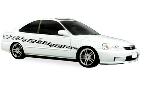 Car Graphics Auto Trim Express Vinyl Airbrush Graphics
